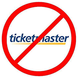 No Ticketmaster