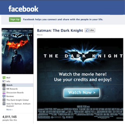 Movies On Facebook