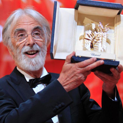 Michael Haneke Wins Palme d'Or