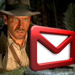 Raiders of the Lost Email