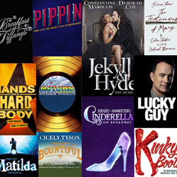 Broadway Shows 2013