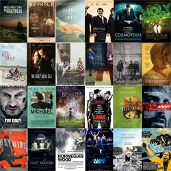 Aaron Rich's Best Movies of 2012