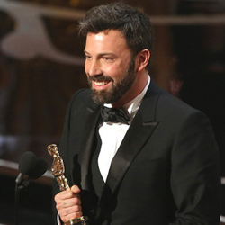 Ben Affleck At 2013 Oscars