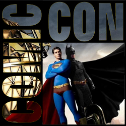 Superman & Batman at Comic-Con