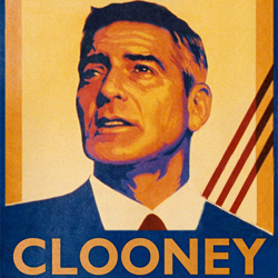 George Clooney For President