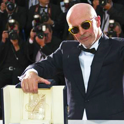 Jacques Audiard Wins Palme d'Or