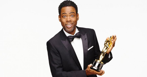 2016 Oscars Host Chris Rock