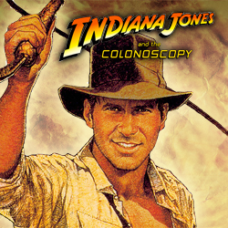 Indian Jones and the Colonoscopy