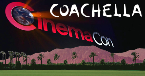 2016 CinemaCon & Coachella - Social