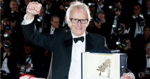 Ken Loach Wins Palm d'Or at 2016 Cannes Film Festival