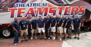 Theatrical Teamsters Local 817 - Social
